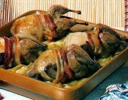 cuisiner des cailles en cocotte recettes de cailles en cuisine traditionnelle de