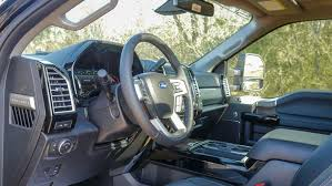 Ford F250 Platinum Interior Ford Black Widow Lifted Trucks U2014 Sca Performance Lifted Trucks