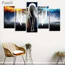 Angel Wings Home Decor by Online Get Cheap Art Angel Wings Aliexpress Com Alibaba Group