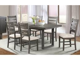 Dining Room Side Table by Elements International Sawyer Dining Table U0026 4 Side Chairs Great