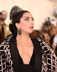 gaga earrings wearing coral black jade and diamond earrings by fred
