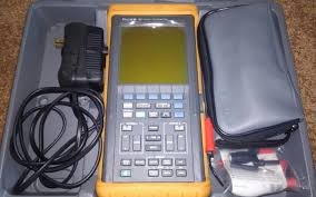 fluke 97 digital 50 mhz scopemeter dual channel dig u2022 349 99