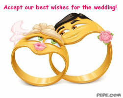 best wishes for wedding card accept our best wishes for the wedding greeting card on pepe