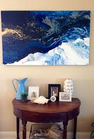best 25 blue abstract painting ideas on pinterest blue painting