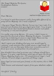 a royal apology