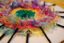 make it a wonderful life cd weaving tutorial
