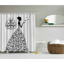 bathroom black silver shower curtain ideas for madame butterfly shower curtain ideas for bathroom accessories idea
