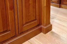 kitchen cabinet baseboards traditional cabinetry gallery