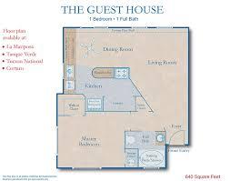 guest house floor plans house plans cottage house plans category