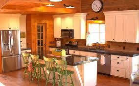 log cabin kitchens cabinets designing dazzling log cabin