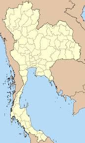 Blank Electoral Map by Blank Map Thailand U2022 Mapsof Net