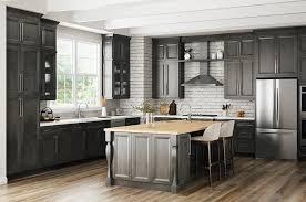 kitchen cabinets gray stain semi custom cabinets kitchen cabinets kitchen design