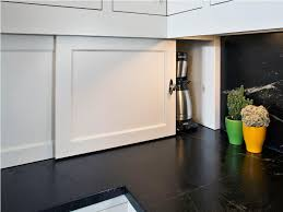 sliding door kitchen cabinet homes design inspiration care