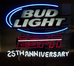 bud light lighted sign bud light signs neon beer signs for sale