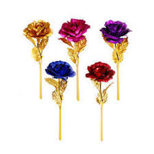 Golden Roses Gold Plated Rose Golden Plated Rose Manufacturers U0026 Suppliers
