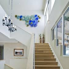 Modern Design Staircase Designing Staircases With Beautiful Decorative Plate Wall Privyhomes