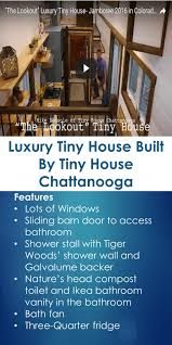 luxury tiny house built by tiny house chattanooga tiny quality homes