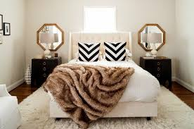 glam bedroom glam whole house makeover transitional bedroom dc metro by
