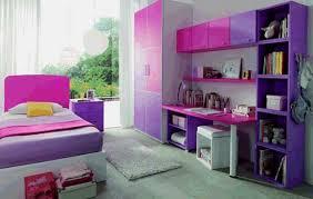 cheap diy enchanting purple bedroom for girls in modern interior