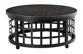 ashley furniture glass top coffee table amazon com ashley furniture signature design marimon coffee table