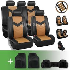 nissan rogue floor mats synthetic leather car seat covers w floor mats and accessories ebay