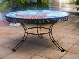 Mosaic Accent Table Furniture Mosaic Accent Table Inspirational Mosaic Fish And Shell
