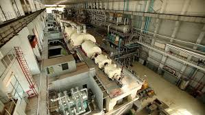 modern production plant factory indoor stock footage video