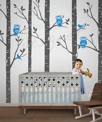 Owl Room Decor Baby Nursery Decor Cute Furniture Ideas Forest Baby Nursery