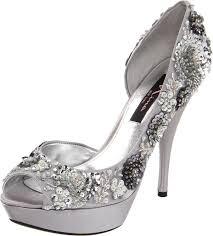 grey bridesmaid shoes wedding heels watters wedding pewter http www