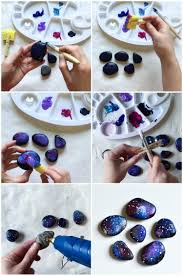 space rocks fridge magnets night skies magnets and rock