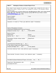 investigation report template workplace investigation report template unique 8 incident report