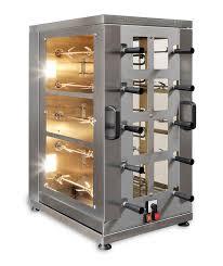 cuisine design rotissoire four électrique professionnel rôtissoire elangrill