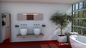 Mybathroom By LAUFEN - Design my bathroom