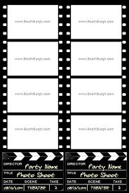 photo booth strip template new 2017 resume format and cv samples