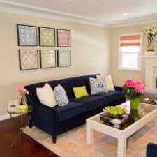 blue sofa living room photos hgtv