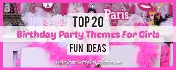 party themes for top 20 best party themes decor ideas in pakistan