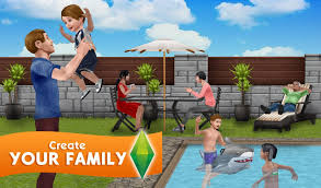 Sims Freeplay Beach House by The Sims Freeplay Android Apps On Google Play