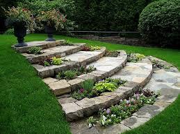 Sloping Garden Ideas Photos Best 10 Sloped Garden Ideas On Pinterest Sloping Garden Hill With