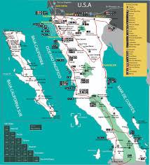 Tecate Mexico Map by Santispac U2013 The Vegan Ninja