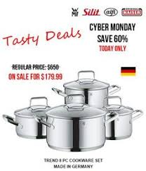 cookware sets black friday deals profiresist la padella antiaderente a lunghissima durata