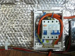 wiring diagram for rcd garage consumer unit wiring diagram