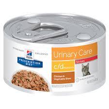 hill u0027s prescription diet c d multicare feline stress chicken