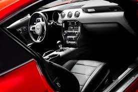 Mustang Gt 2015 Interior Hear The New Ford Mustang U0027s 5 0l V8 Rev Up Autotribute