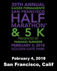 Kaiser San Jose Map Kaiser Permanente San Francisco Half Marathon San Francisco