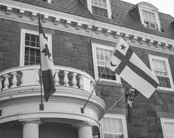 Mi Flag Flying The Mi U0027kmaq Flag U2014 The Xaverian Weekly