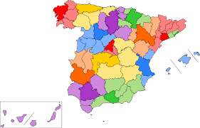 Map Of Seville Spain by List Of Catholic Dioceses In Spain Andorra Ceuta And Gibraltar