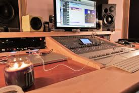 Studio Console Desk by Mixer Desk For Tascam Dm 3200 Self Made Gearslutz Pro Audio