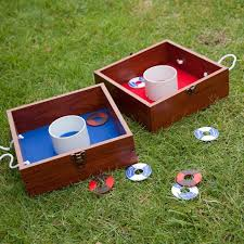 Outdoor Backyard Games Backyard Olympics Party Hayneedle Blog