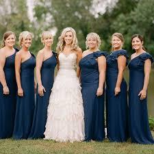 navy blue bridesmaid dress bridesmaid dresses dressed up