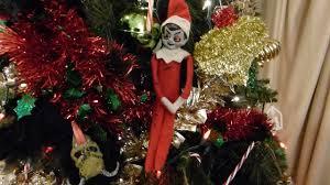 bad elf on the shelf vs krampus youtube